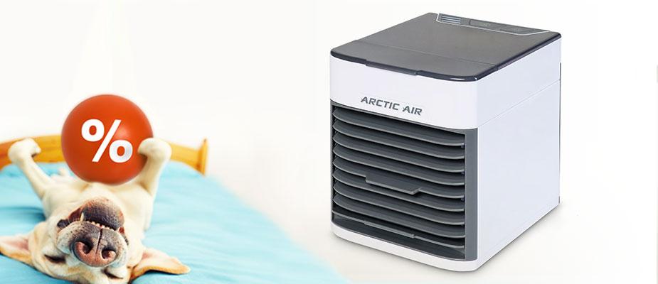 Arctic Air 3u1 rashlađivač UPOLA cene