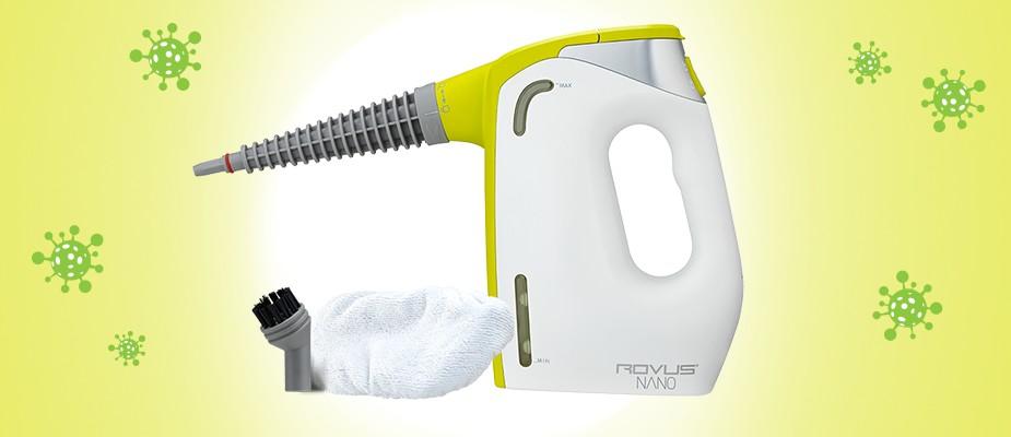 Nano ručni paročistač