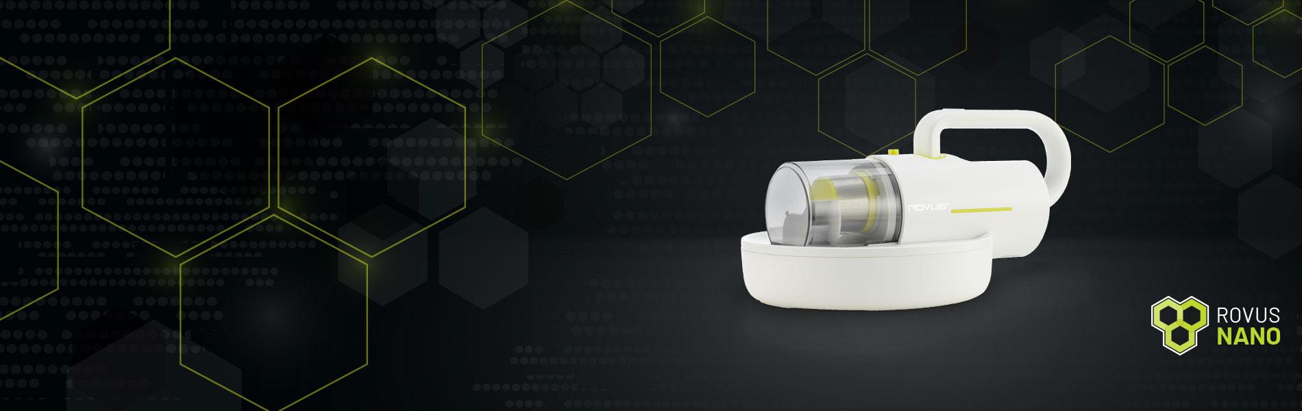 Rovus Nano UV VAC