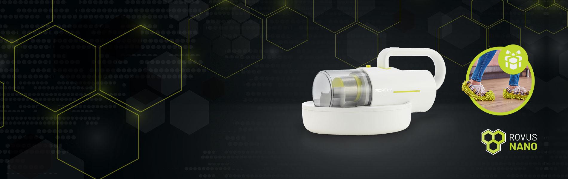 Rovus Nano UV VAC+POKLON